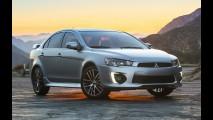 Próxima geração do Mitsubishi Lancer pode surgir de parceria com a FCA