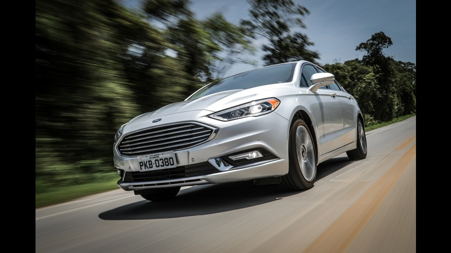 Teste: Ford Fusion 2017 evolui para manter o absolutismo