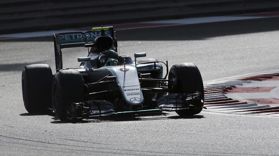 Fórmula 1 - Hamilton derrota Rosberg e crava 61ª pole em Abu Dhabi
