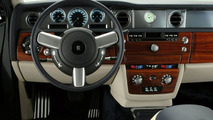 Rolls-Royce Phantom Tungsten Bespoke Collection interior