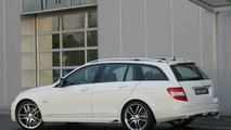 New Mercedes C-Class Estate by Brabus