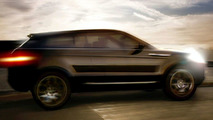 Land Rover Coupe SUV Teaser