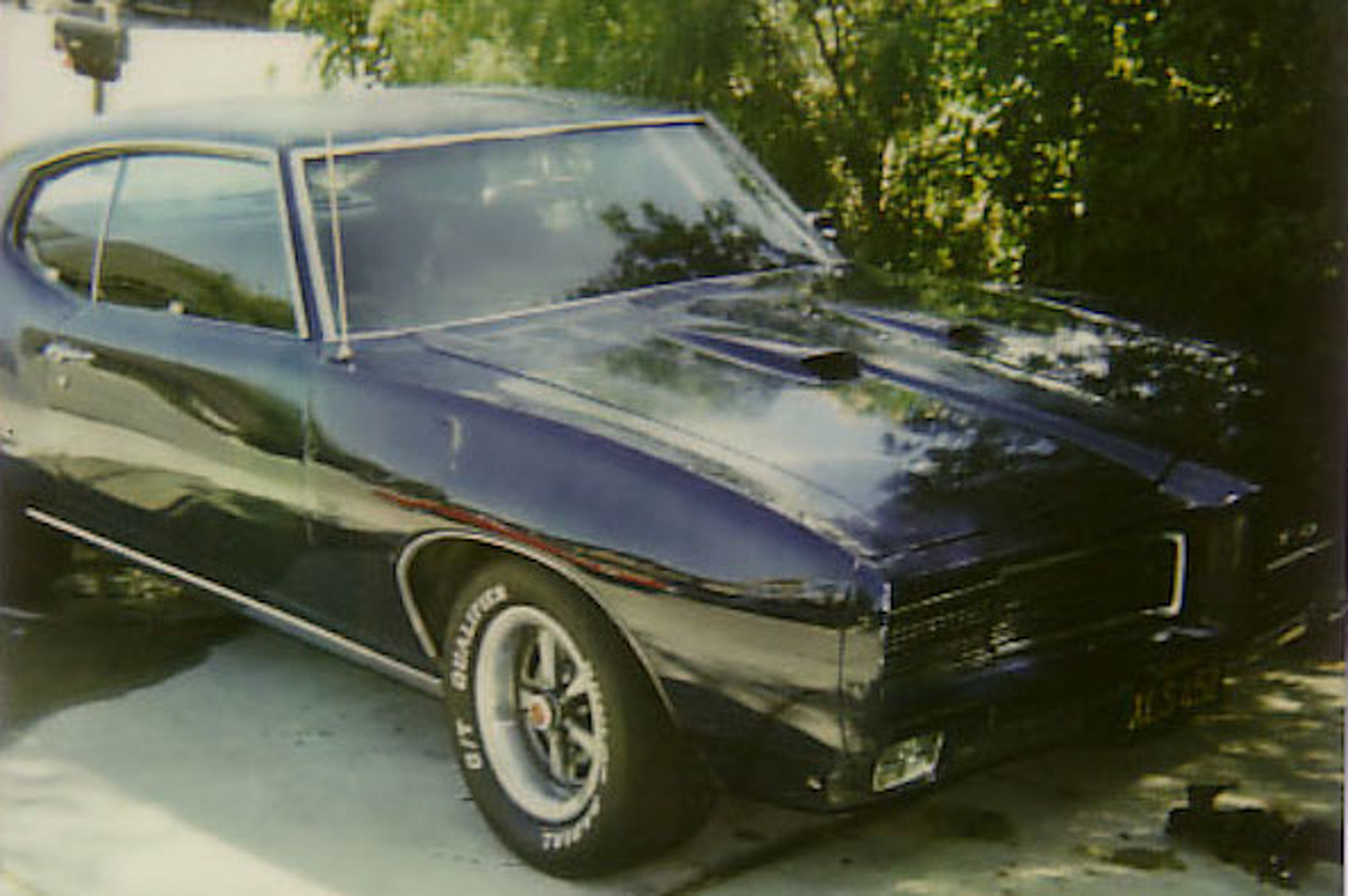Your Ride: 1969 Pontiac GTO