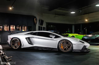 Novitec and ADV.1 Show Off an Epic Lamborghini Aventador