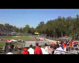 F430 Challenge, finale 2006 : 1er tour - 1er virage