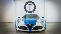 Alfa Romeo 4C Hokusai by Garage Italia Customs