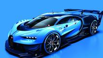 Bugatti Vision Gran Turismo revealed, debuts in Frankfurt