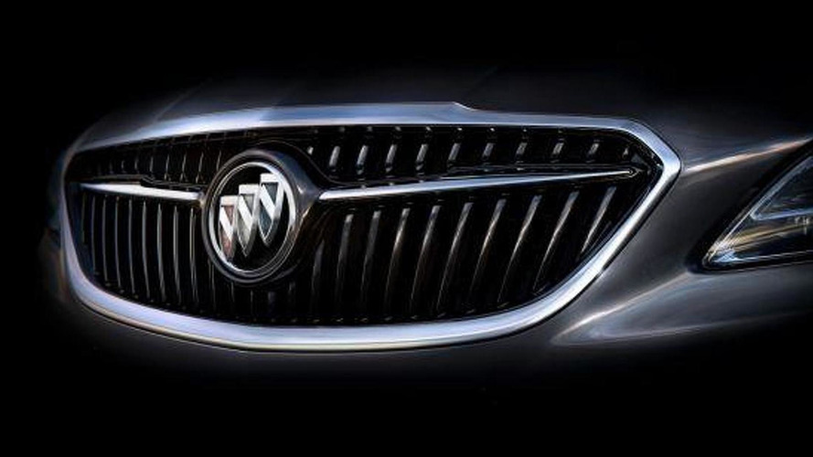 2017 Buick LaCrosse teased, debuts at the Los Angeles Auto Show