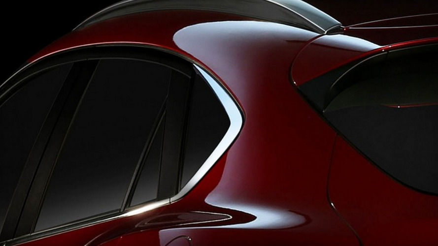 Mazda CX-4 teased ahead Beijing Motor Show debut [UPDATE]