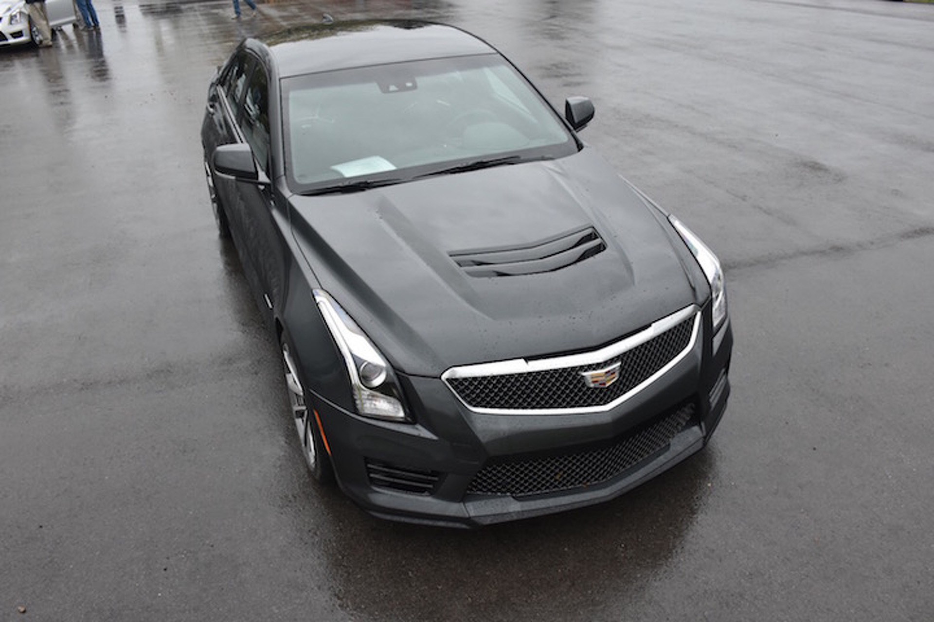 Cadillac ATS-V is the World-Fighting Sports Car We've Been Waiting For: Review