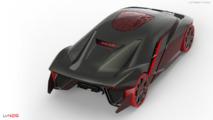 Lamborghini LV-426 concept by Tomasz Prygiel