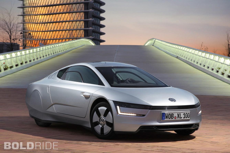 Volkswagen Planning Ducati-Powered Version of XL1 Hybrid