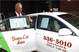Boston's Mayor Tom Menino: Back Behind the Wheel