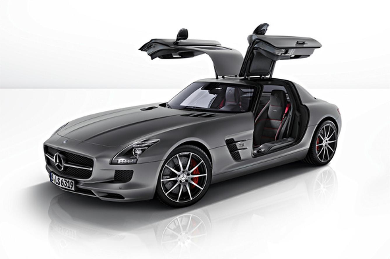 Unveiled: 2013 Mercedes-Benz SLS AMG GT