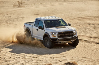 The 2017 Ford Raptor Will Have Five Normal Driving Modes — And One Insane Mode