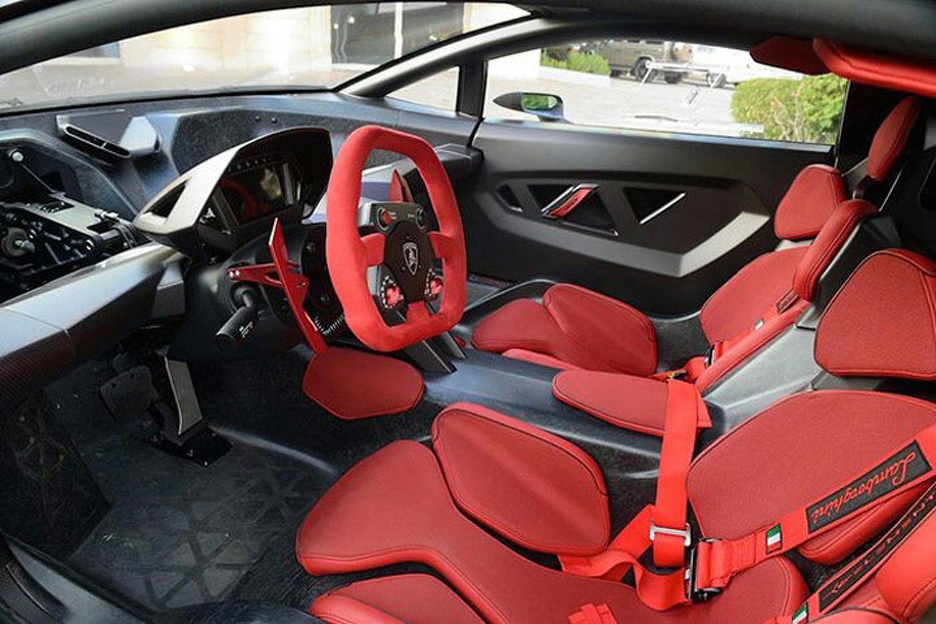$3.3 Million Buys You a Super Rare Lamborghini Sesto Elemento