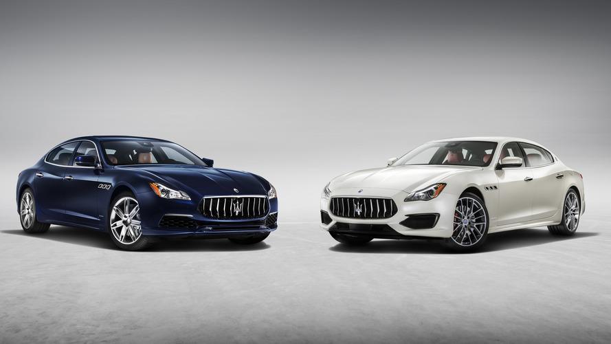Maserati, arka teker kilitlenme sorunu yüzünden geri çağırma başlattı