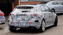 Mercedes-AMG A45 Spy Shots