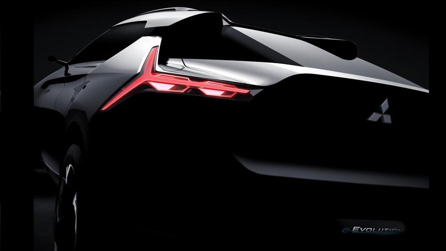 Mitsubishi - Un concept e-Evolution en approche