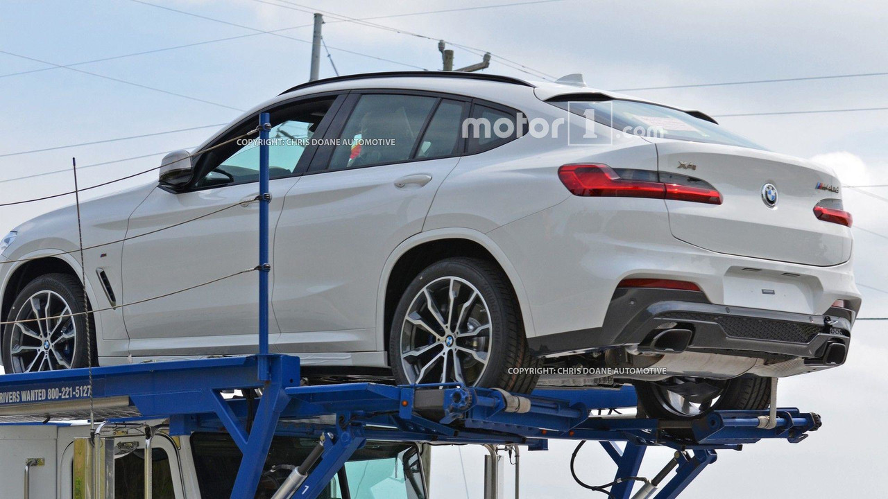 bmw-x4-spi​ed-complet​ely-uncove​red
