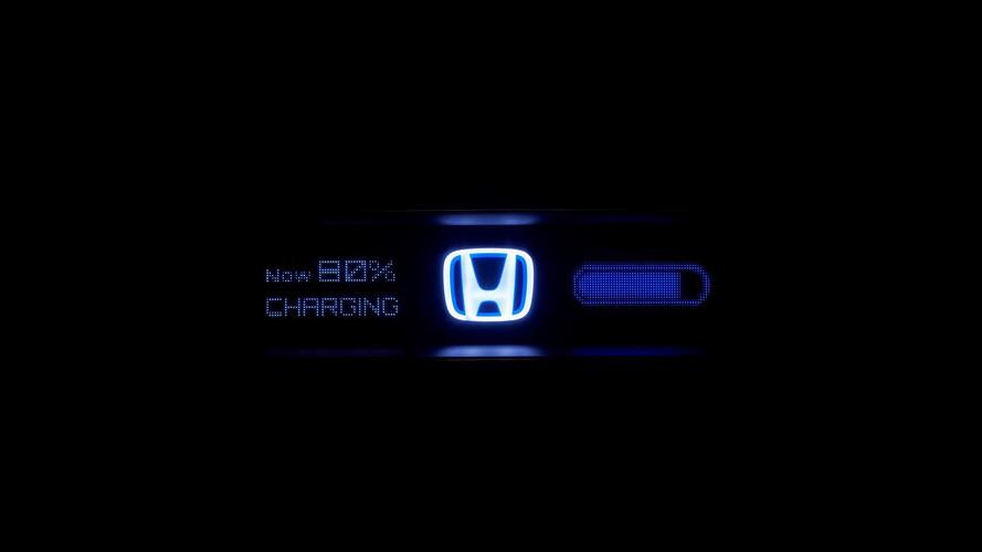 Honda Urban EV konsepti Avrupa'yı elektriklendirecek