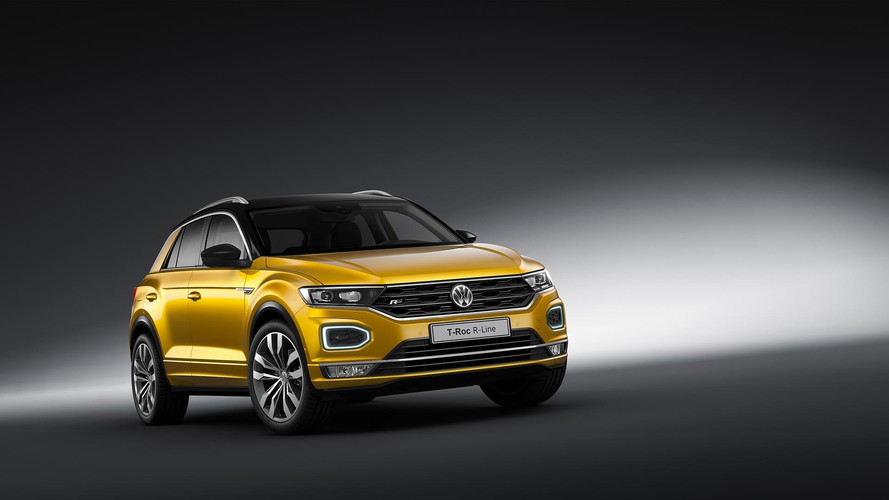 Volkswagen T-Roc R-Line - Une version au look sportif