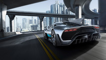 Mercedes-AMG Project One 2018