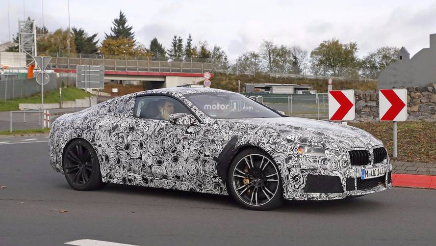 BMW Boss Confirms M8's Arrival In 2018