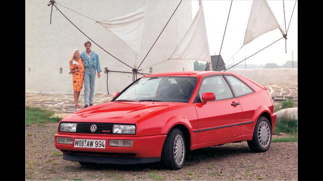 VW Corrado (1988 bis 1995)