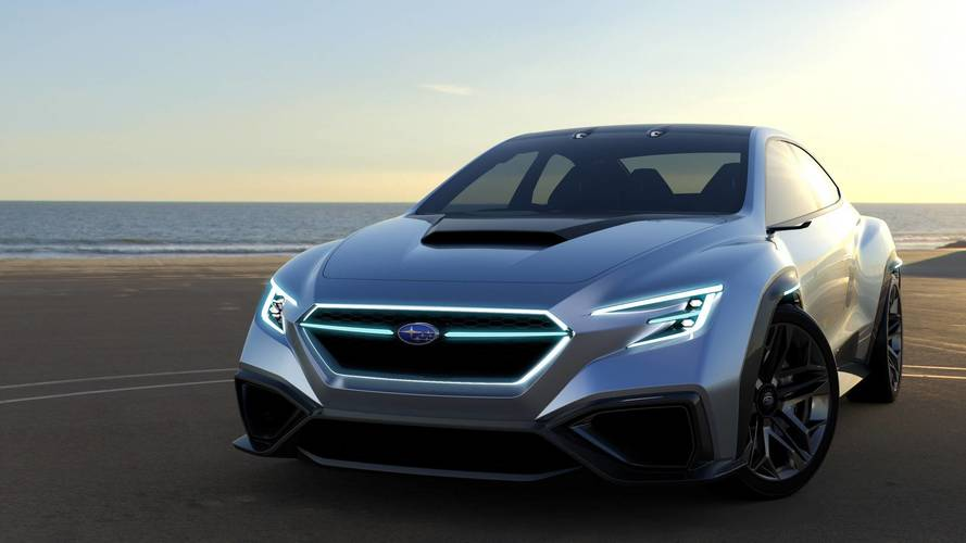 Subaru Viziv Performance - Annonciateur de la nouvelle WRX
