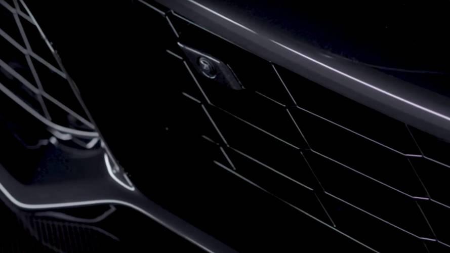 Chevrolet Corvette ZR1 teaser