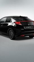 Honda Civic Black Edition (UK-spec)
