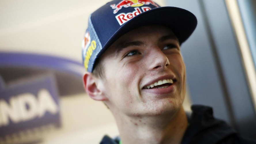 Verstappen admits blame for Rotterdam crash
