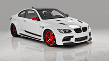 Vorsteiner BMW M3 details revealed