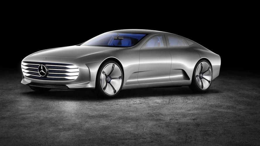 Mercedes'in elektrikli otomobilleri aktif aerodinamik parçalarla ultra düşük sürtünme katsayısına sahip olacak