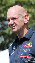 Adrian Newey Red Bull Racing Chief Technical Officer