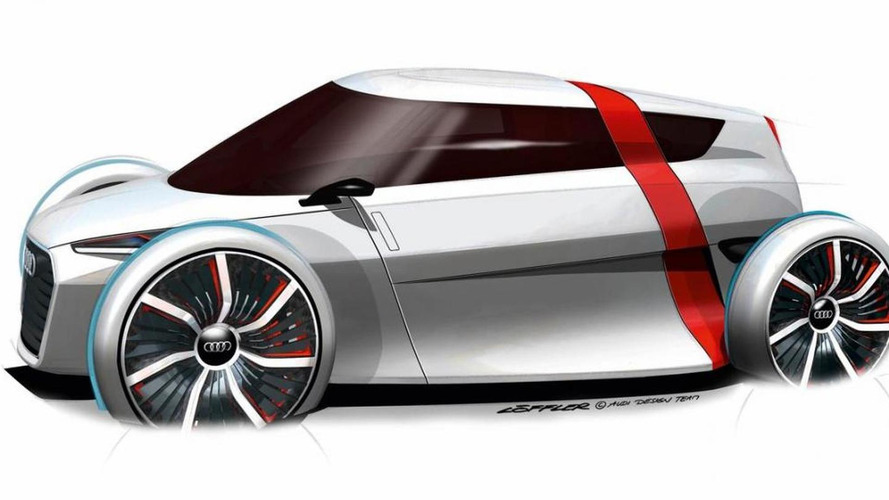 Audi Urban Concept revealed in detail [videos]