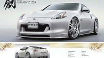 Nissan 370Z Tuning Package by Branew
