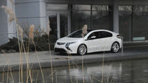 Opel Ampera Spied Completely Uncovered