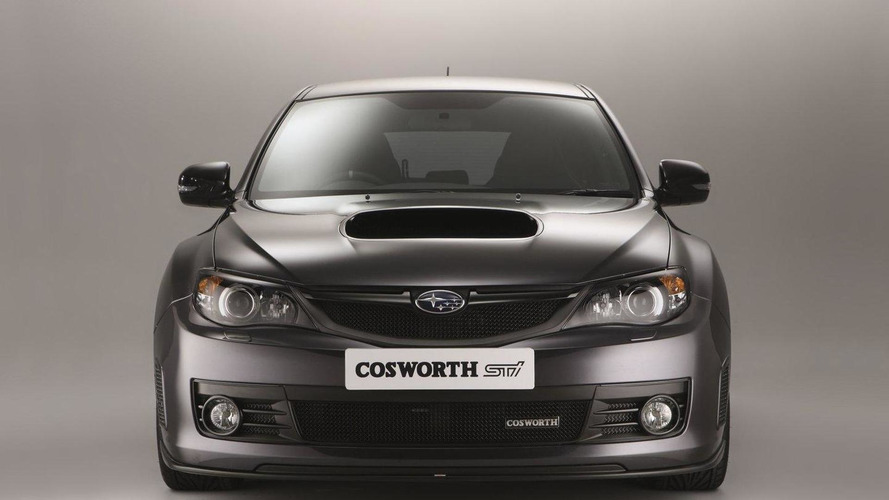 Subaru Cosworth Impreza STi CS400 Revealed