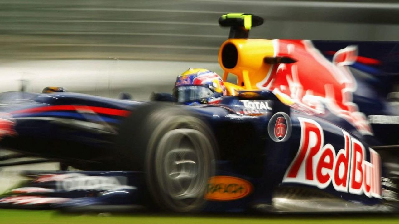 Mark Webber (AUS), Red Bull Racing, Australian Grand Prix, 28.03.2010 Melbourne, Australia