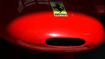 Scuderia Ferrari, F60, nose cone