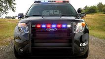 Ford Explorer Police Interceptor utility vehicle 01.09.2010