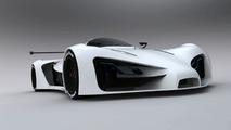 Green GT LeMans prototype design study