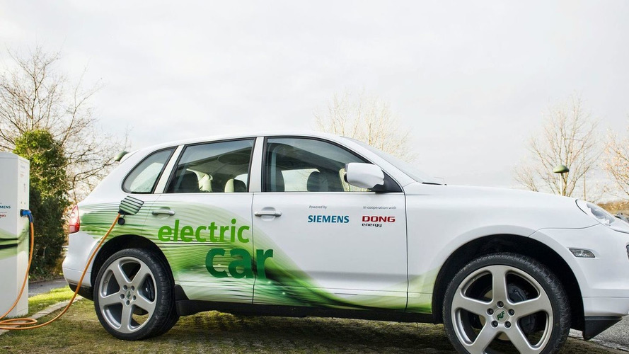 eRUF Stormster EV Based on Porsche Cayenne Revealed
