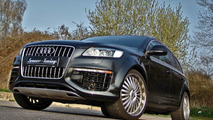 Audi Q7 W12 conversion by Senner Tuning