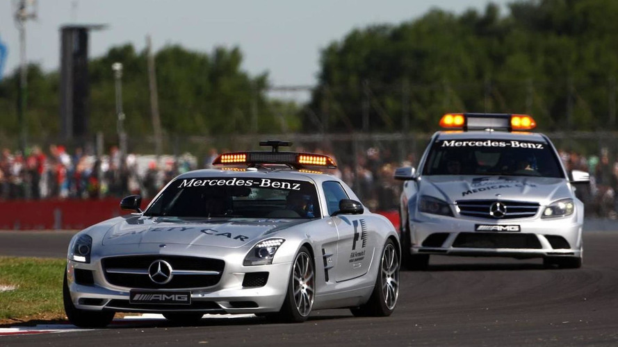 F1 wants same safety car rules for 'uncertainty' - Gene