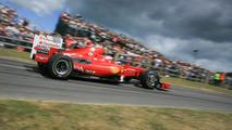2009 Ferrari F60, Goodwood Festical of Speed 2010, 05.07.2010