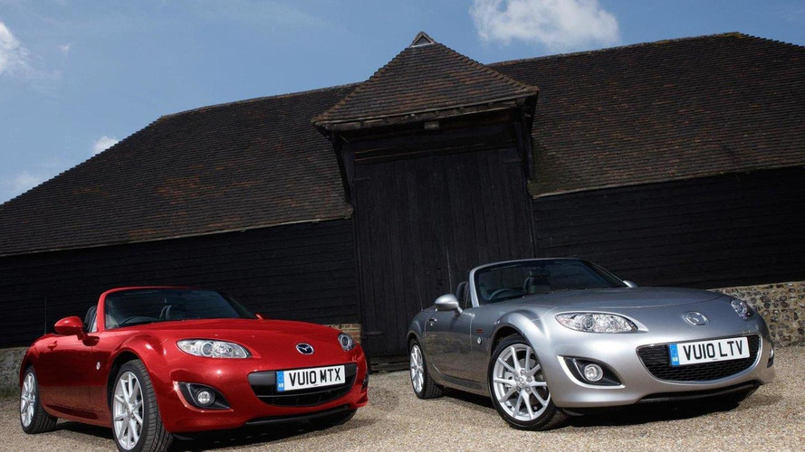 Mazda MX-5 Miyako special edition announced for UK