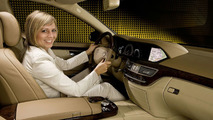 Voices of Mercedes' LINGUATRONIC voice-operated control system